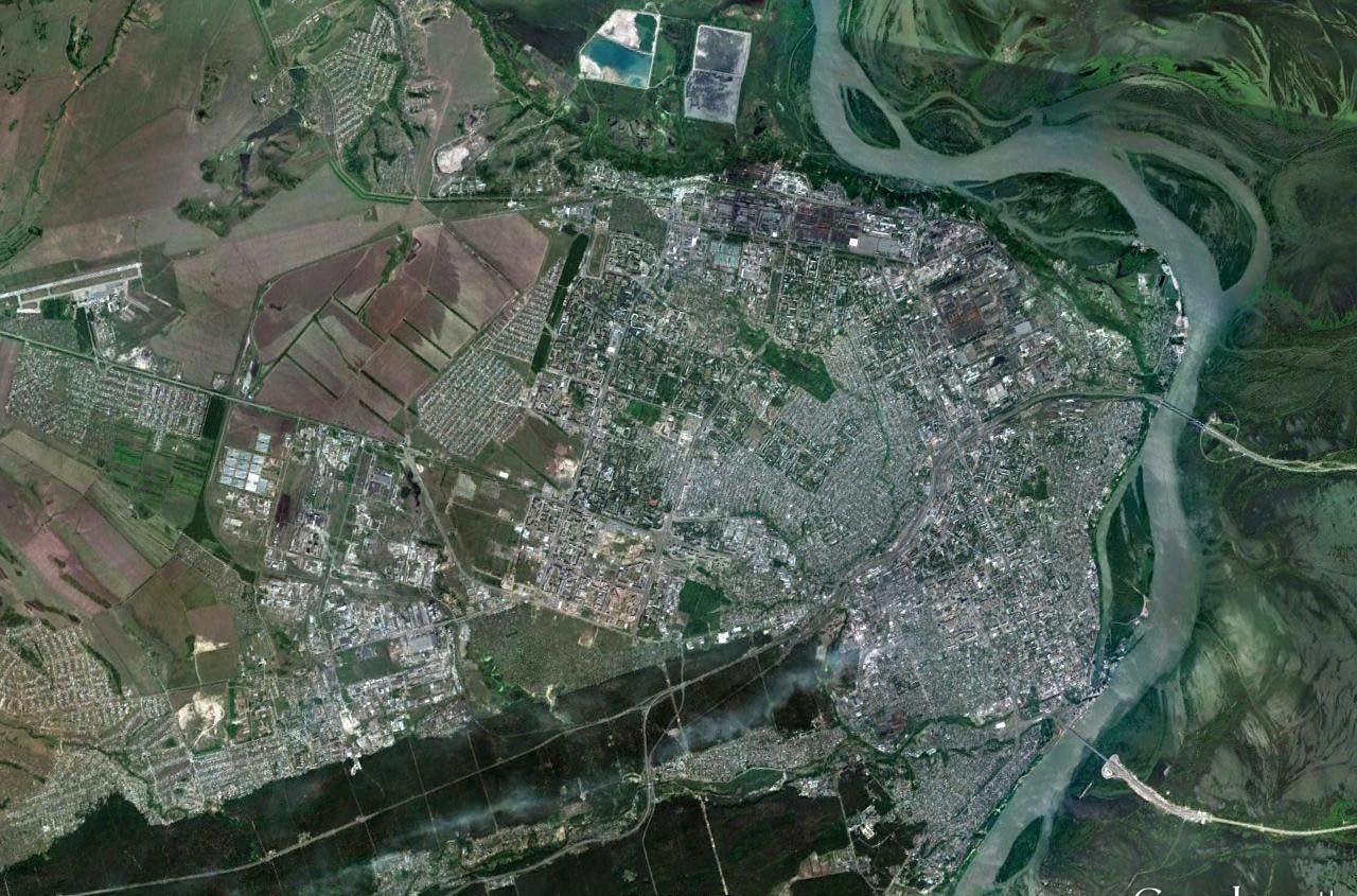 Как с карты спутника сделать фото