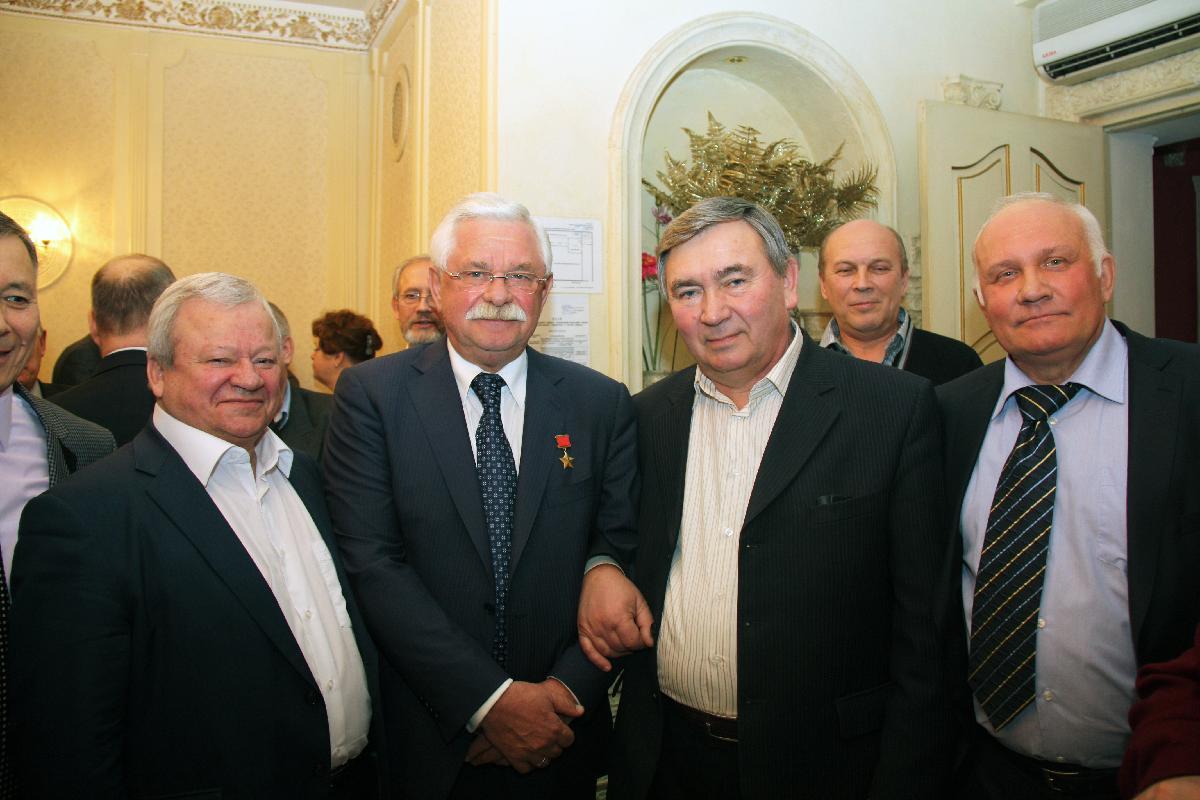 Катаев анатолий иванович монино