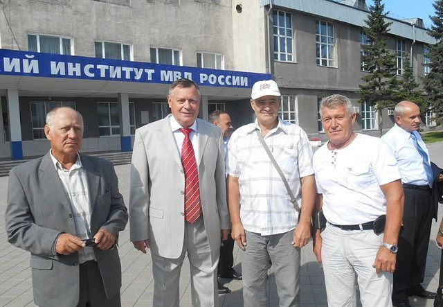 Русин В., Дубровский В., Тимченко В., Репин С.