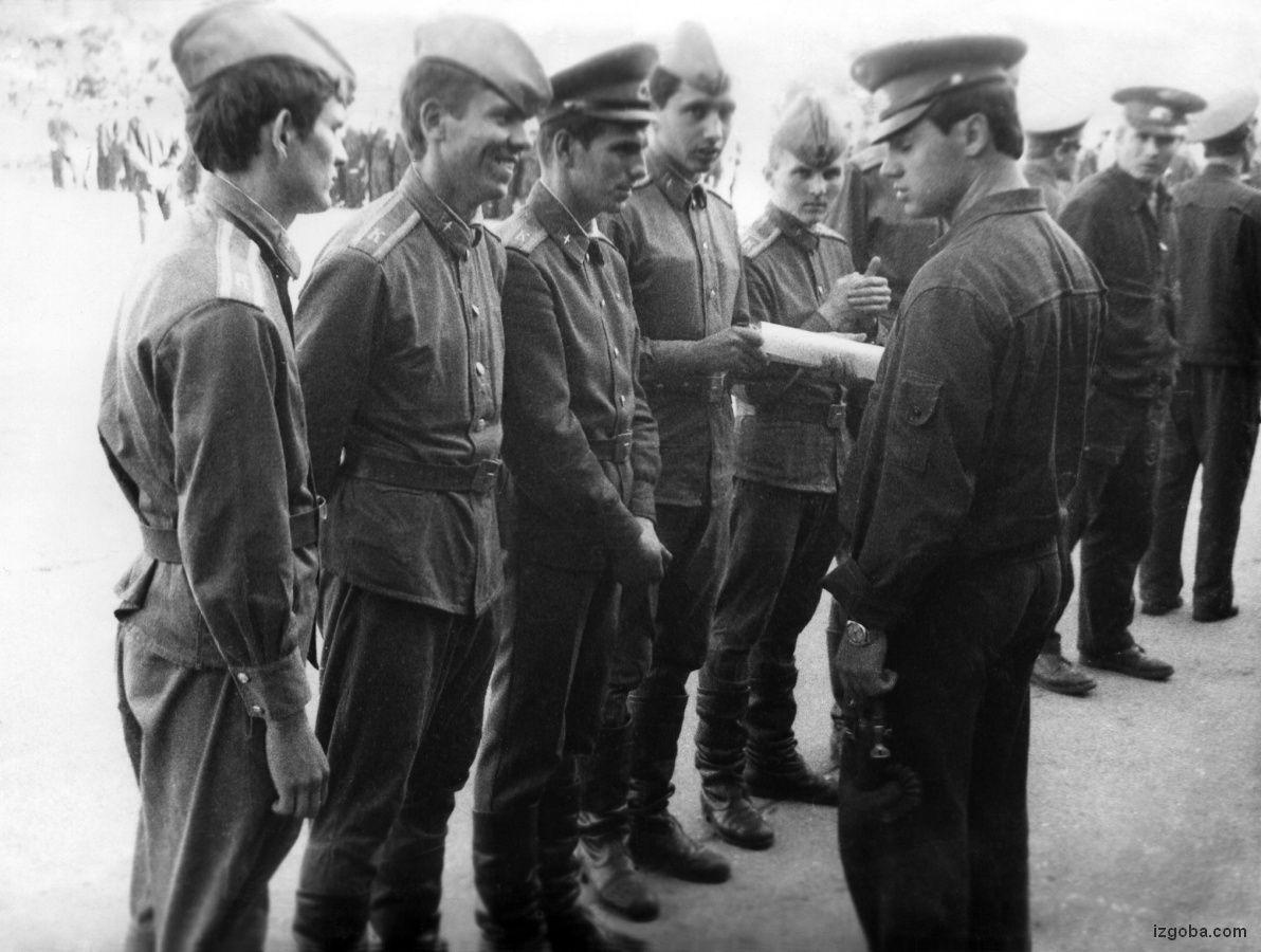 bondarev - Когда Главком ВКС был еще старлеем...